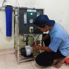 Filter Air Minum RO 1000 GPD / 100 Galon Perhari
