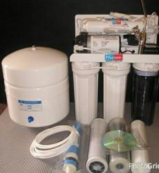 Filter Air Minum Undersink RO