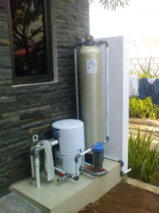 tabung filter air pvc bekasi